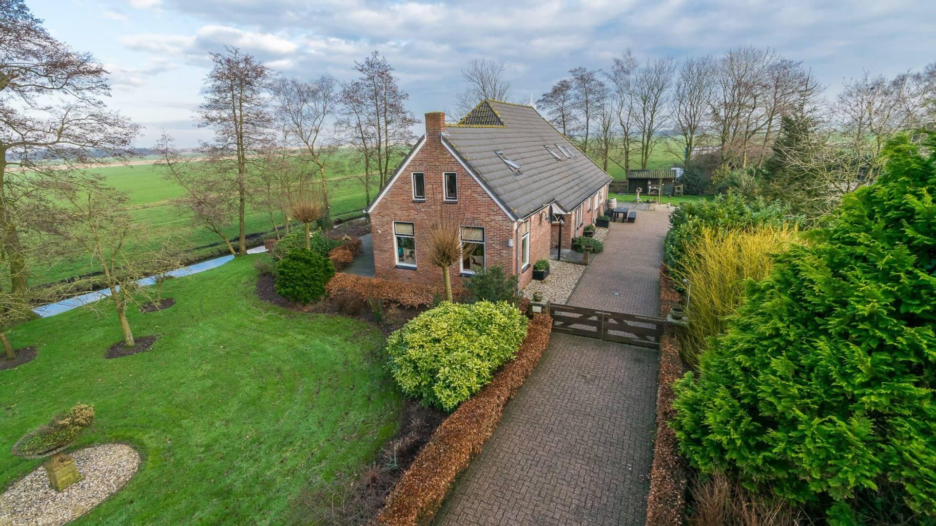 Aankoop Veenhoop Friesland Mijn Buitenplaats Makelaardij