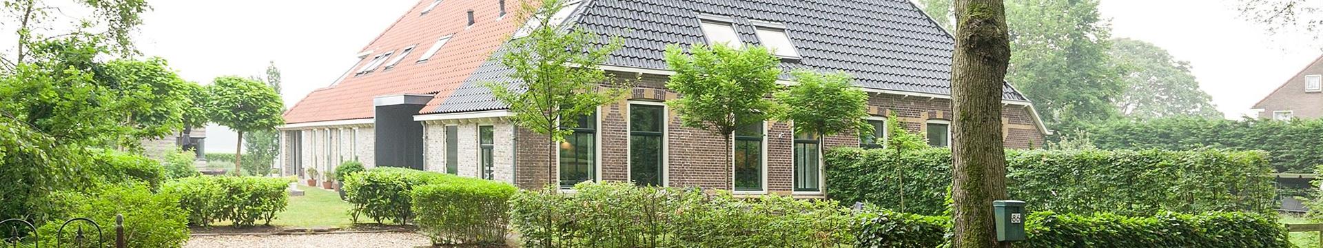 Aankoop woonboerderij Friesland
