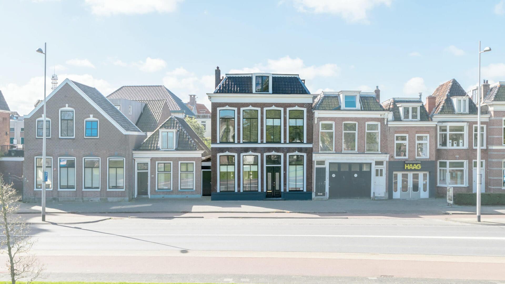 Herenhuis Leeuwarden - Friesland